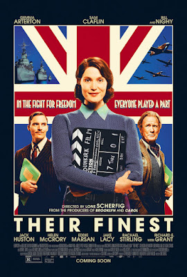 Their Finest Poster