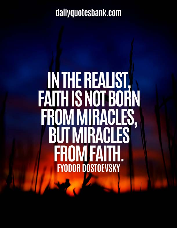 Famous Quotes About Miracle Of Life