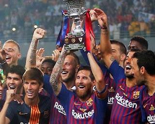 2019/20 Spanish Super Cup Fixtures: full semi-final schedule dates, kick-off times.