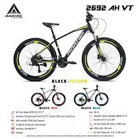 Sepeda Gunung Aviator AT2692AH-VT mtb mountain bike