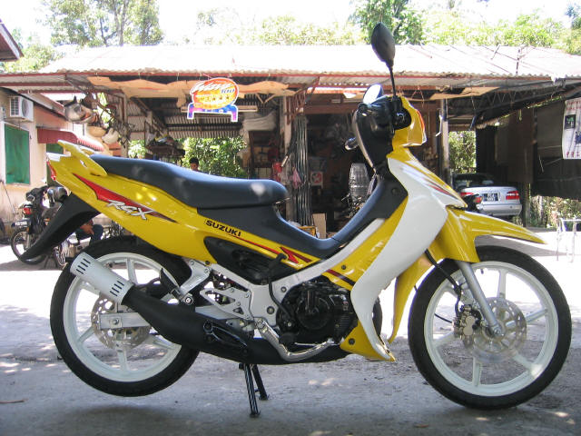 Đời Su xipo Suzuki Sport 1996 - 2006 3