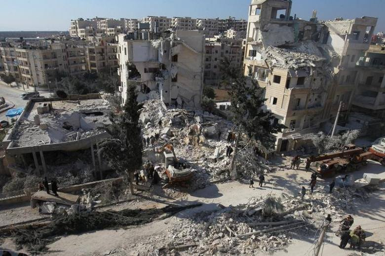 Idlib Bergejolak, Pemberontak Suriah Tuding Rezim Berulah