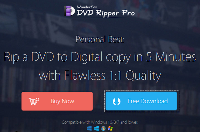 Giveaway: Get Wonderfox DVD Ripper Pro For Free (Original Price $29.95)
