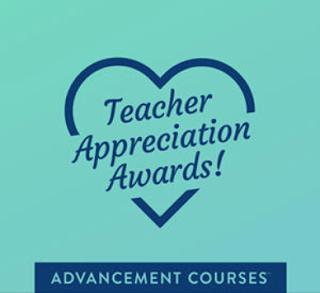 2021 Teacher Appreciation Awards