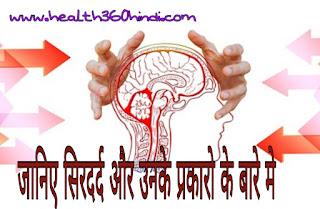Headache in Hindi