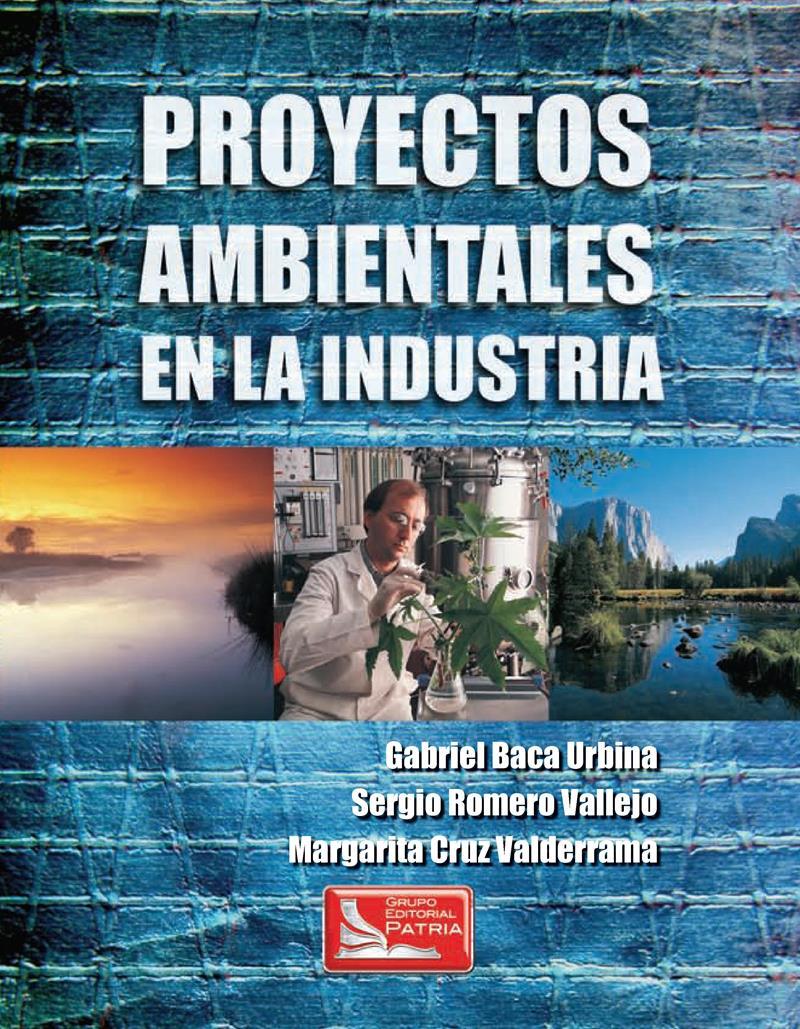 Proyectos ambientales en la industria – Gabriel Baca Urbina