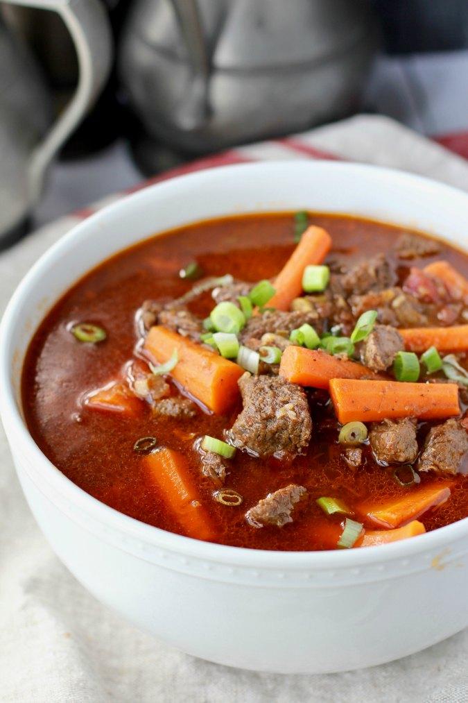Vietnamese Beef Stew {Bò Kho}