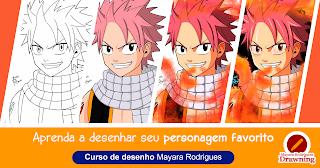 Desenhos de Anime e Mangá
