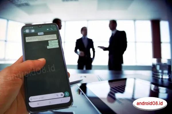 Mengatasi Aplikasi WhatsApp Pending di Android 9 (Pie)