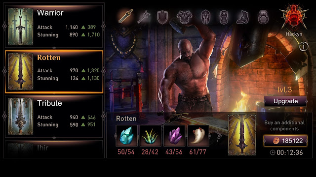Lords of the fallen mobile