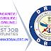 संरक्षण संशोधन व विकास संस्था (DRDO) मध्ये कनिष्ठ संशोधन सहकारी पदांच्या एकूण ०६ जागा
