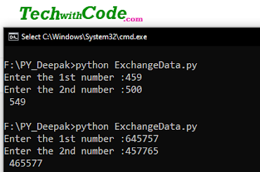 [Solved] Exchange digits TCS CodeVita Problem with solution | Tech With Code