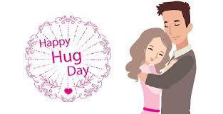 funny hug day