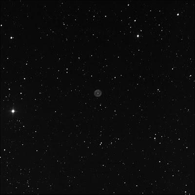 RASC Finest planetary nebula NGC 1501 luminance
