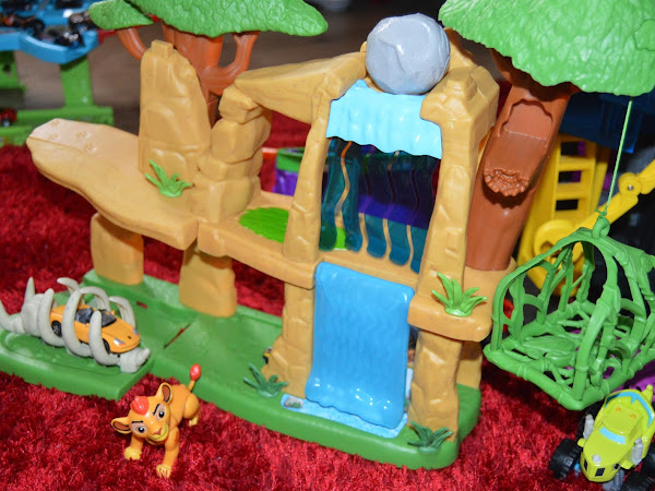 The Lion Guard Defend The Pride Lands Play Set Review