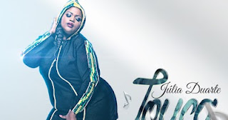 JÚLIA DUARTE-Louca (Feat. Afro Madjaha)