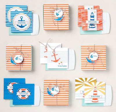 Nautical-Themed Craft Kit from Stampin' Up!