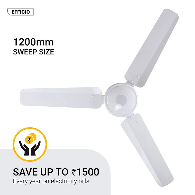 Top 6 best ceiling fans in India 2021