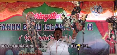 Pengajian Wayang Jawa Ngapak Bawor Masuk Syurga