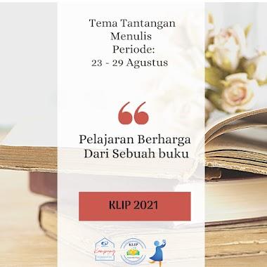Tema Tantangan Menulis : Pelajaran Berharga dari Sebuah Buku