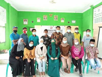 Pemuda Desa Mojopahit Lampung Tengah Semangat  Bangkit