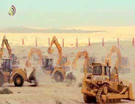 تعمير مصر والصحراء