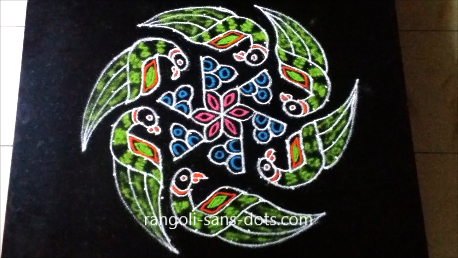 parrot-rangoli-designs-with-dots-1a.png