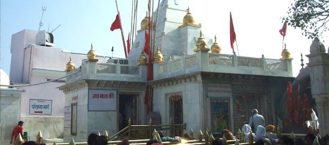 naina devi temple bilaspur himachal pradesh
