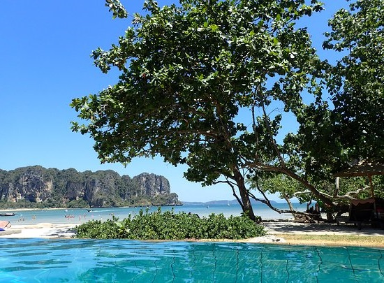 Rayavadee Resort, Railay