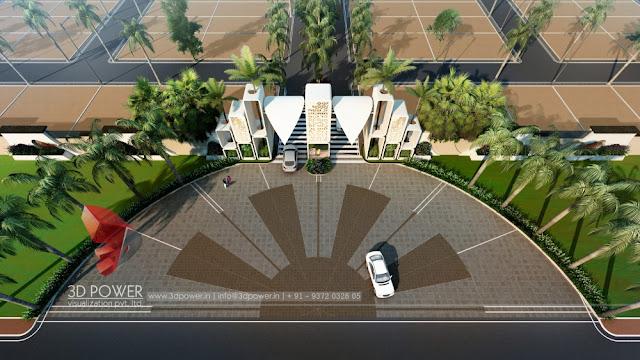 Amazing 3D Architectural Design