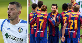 Getafe's goalkeeper reveals current  Barcelona is better than last season: They are more hard-working and better as a team