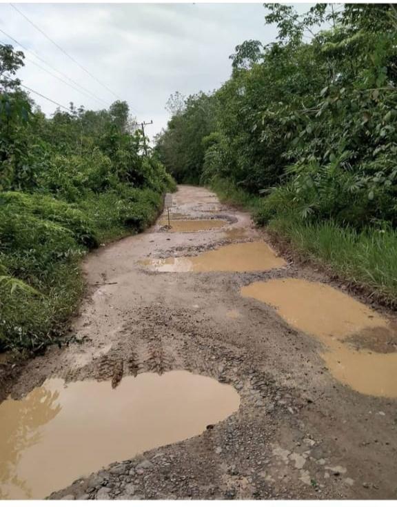 Dambakan Perbaikan Infrastruktur, Ini Kata Warga Desa Teluk Kijing III