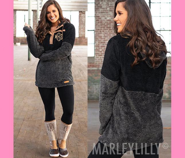 black hoodie outfit
