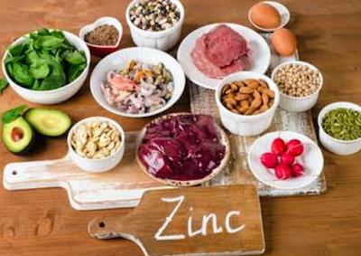 Zink health benefits