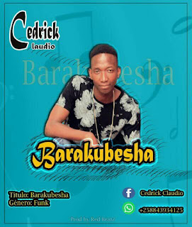 Cedrick Claudio - Barakubesha