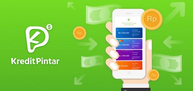 Aplikasi Pinjaman Uang Android, Kredit Pintar