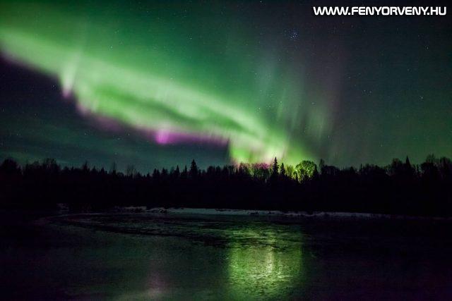 A NASA kutatórakétákat indít a sarki fény nyomába