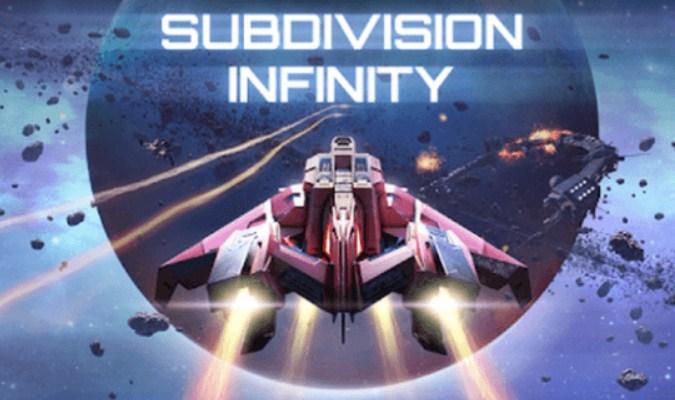 Rekomendasi Game Space Terbaik tuk Android - Subdivision Infinity