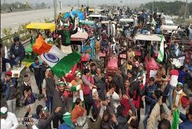 Farmers Protest Delhi, Singhu border, Delhi Police, Nirankari Samagam Ground, Farmer, Farmers protest in Punjab, Farm Law,google news,hindi news