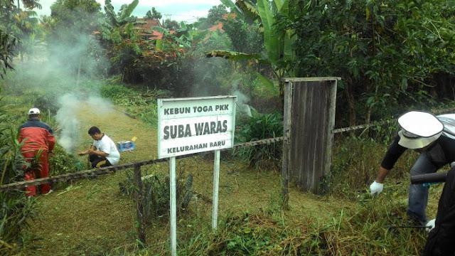 Kelurahan Baru Sasaran Relawan Bersatu