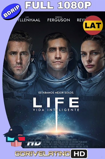 Life: Vida inteligente (2017) BDRip 1080p Latino-Ingles MKV