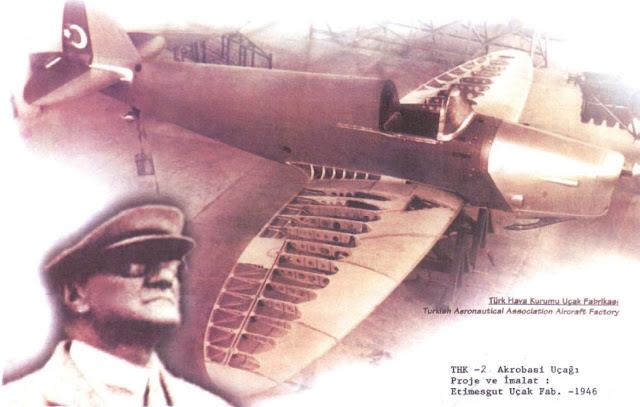 THK–2 Akrobasi Eğitim Uçağı