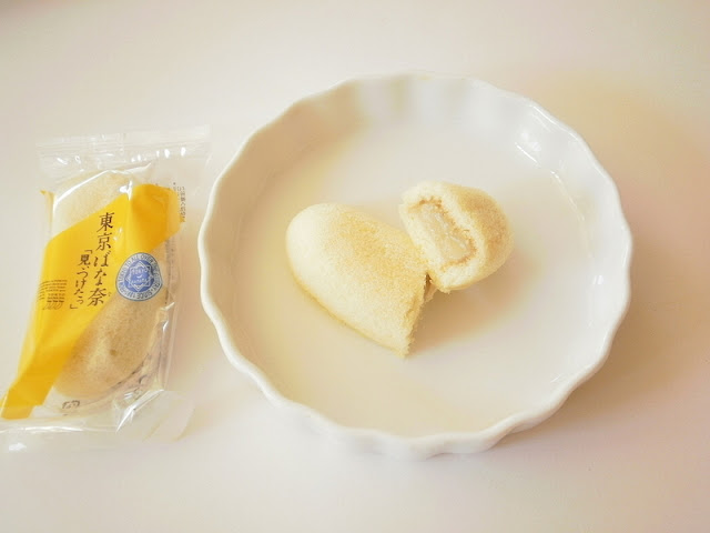 Japanese  sweet Tokyo Bannana