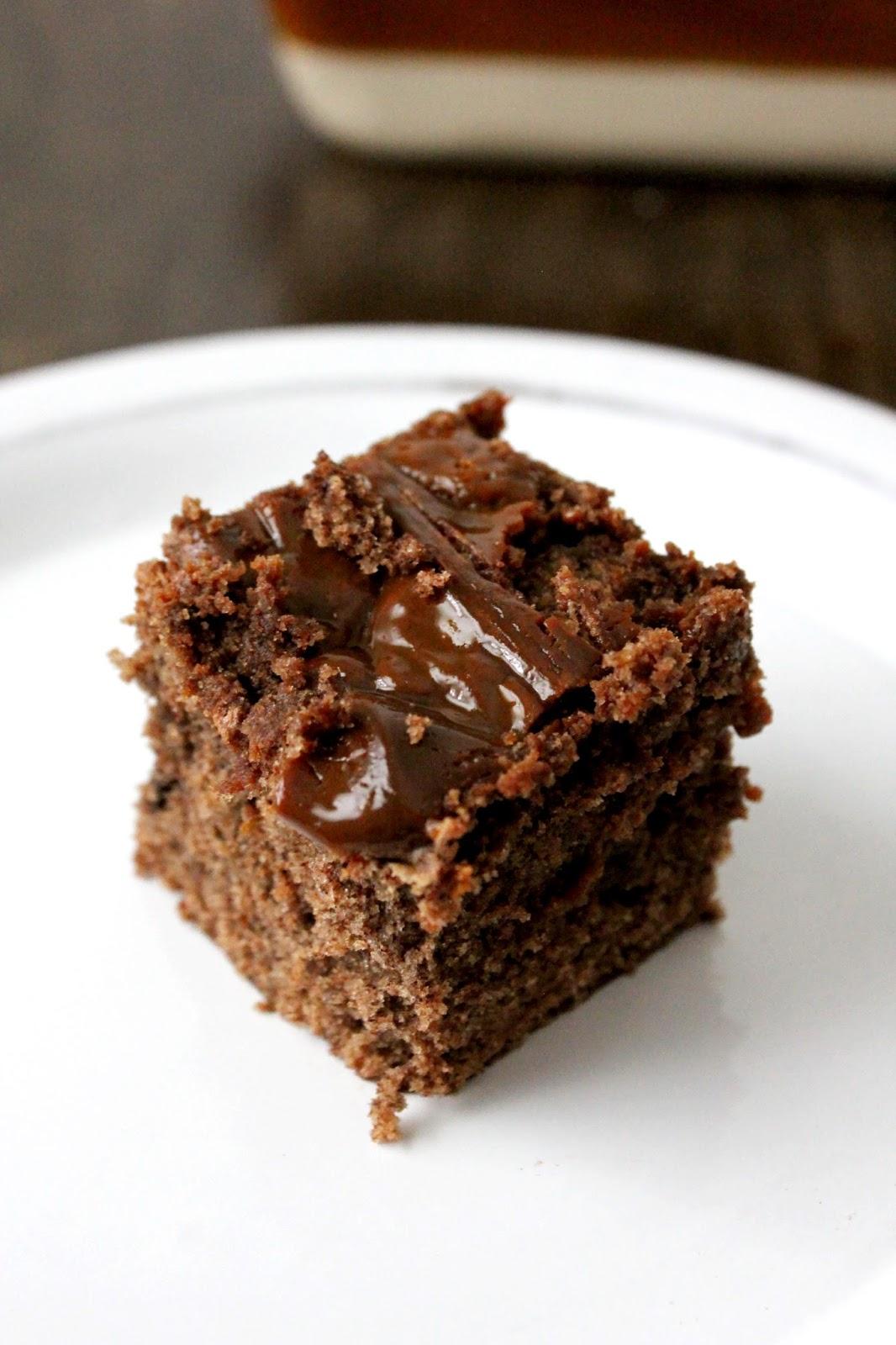 dulce de leche cake brownies