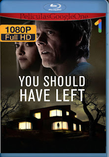 You Should Have Left (2020)  [1080p BRrip] [Latino-Inglés] [LaPipiotaHD]
