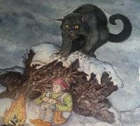 Islanda: Pisica ucigaşă
