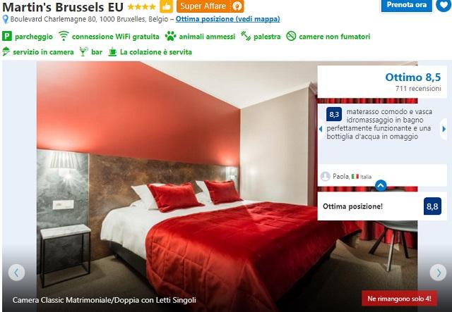 Scaduta] capodanno a 4* a bruxelles: 4 giorni in eccezionale hotel 4