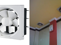 Exhaust Fan, Alternatif Ventilasi Ruangan Anda