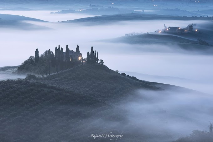 A Walk in the clouds, Italy