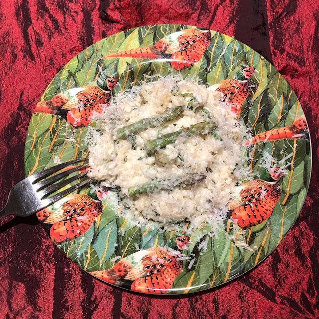 risotto recipe, Chez Maximka